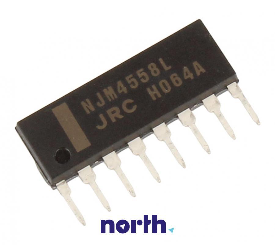 Układ scalony NJM4558L,0