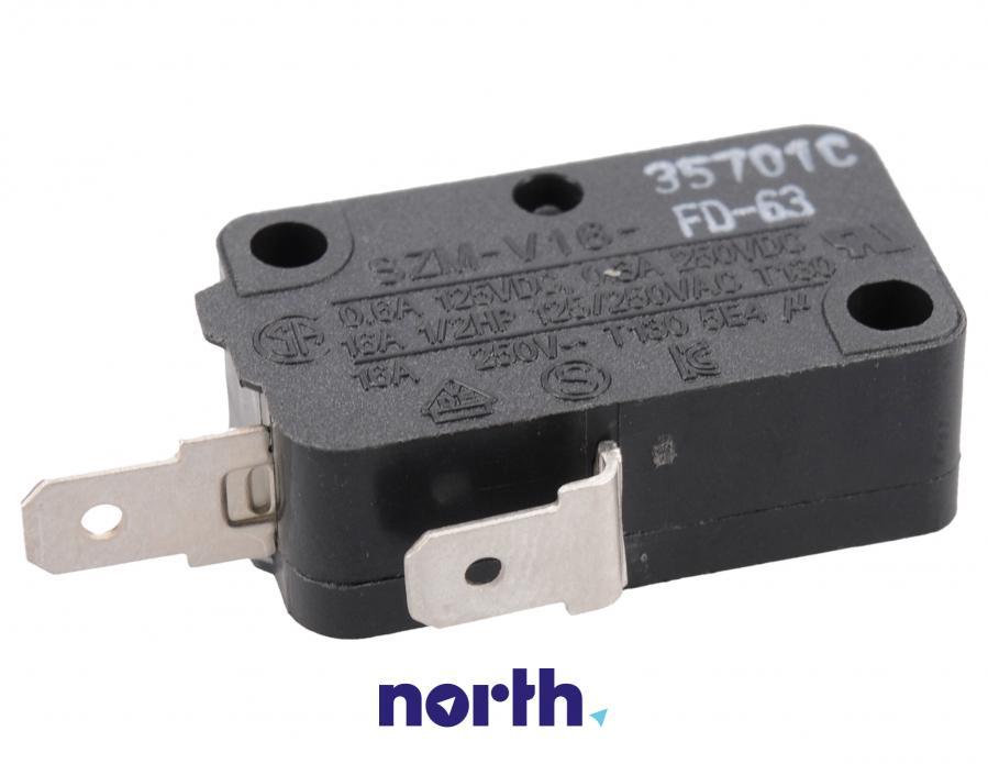 Mikroprzełącznik do mikrofalówki Samsung 3405001034,0