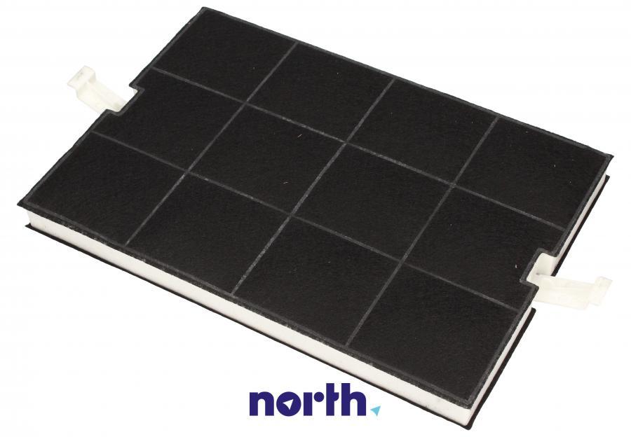 Filtr węglowy w obudowie kasetowy do okapu Siemens LZ51605 00351210,0