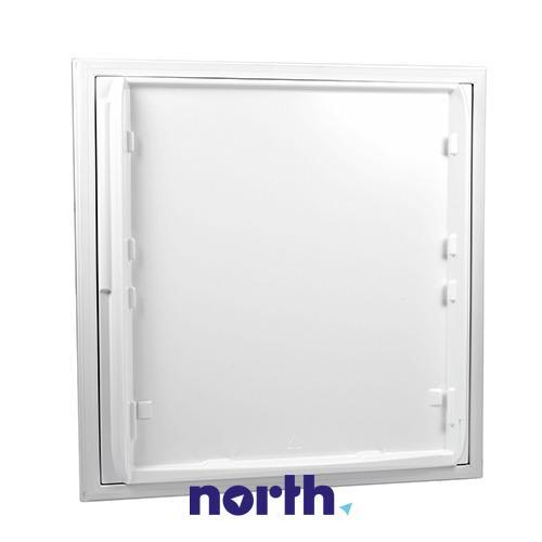 Drzwi chłodziarki z uszczelką do lodówki AEG 2064758010,0