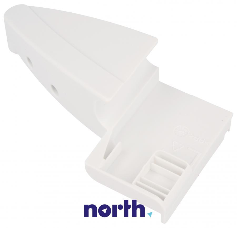 Mocowanie półki na drzwi chłodziarki do lodówki Liebherr 743600400,0