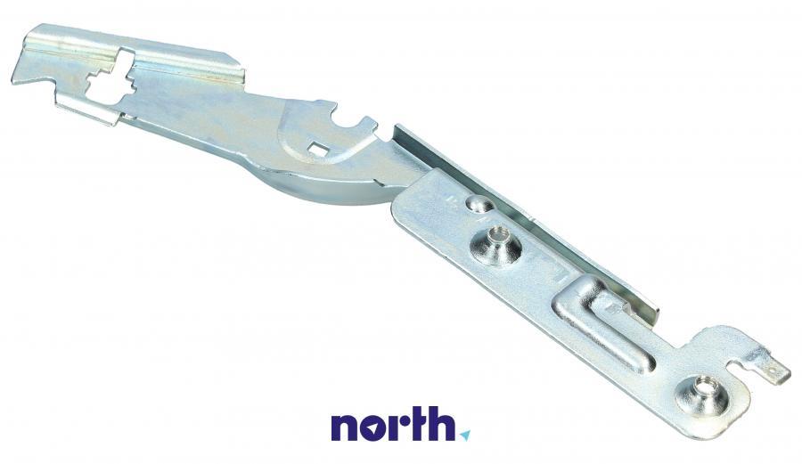 Lewy zawias drzwi do zmywarki Bosch 00649095,0