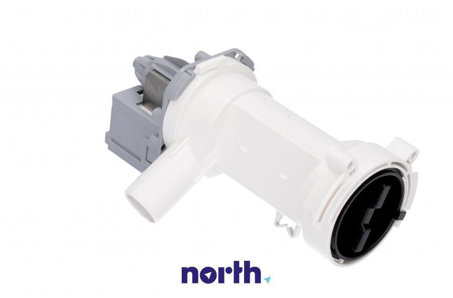 Pompa odpływowa kompletna (silnik + obudowa) do pralki Mastercook L71B014I1,0