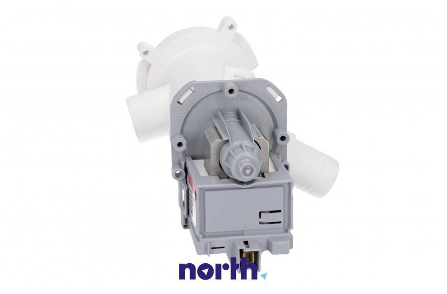 Pompa odpływowa kompletna (silnik + obudowa) do pralki Mastercook L71B014I1,2