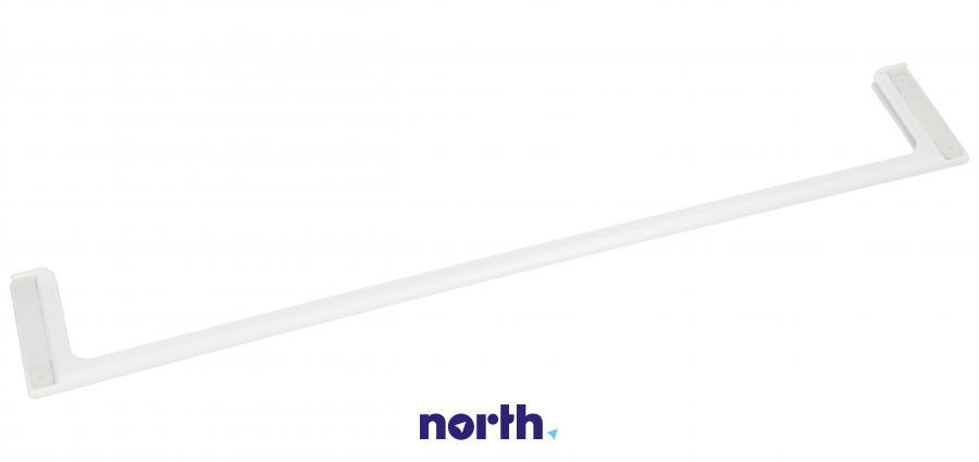 Ramka przednia do półki komory chłodziarki do lodówki Liebherr 741251200,1