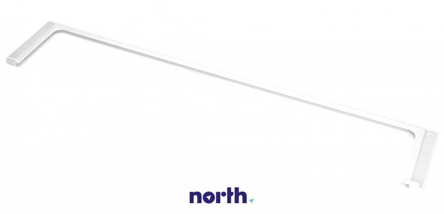 Ramka przednia do półki komory chłodziarki do lodówki Liebherr 741246400,1