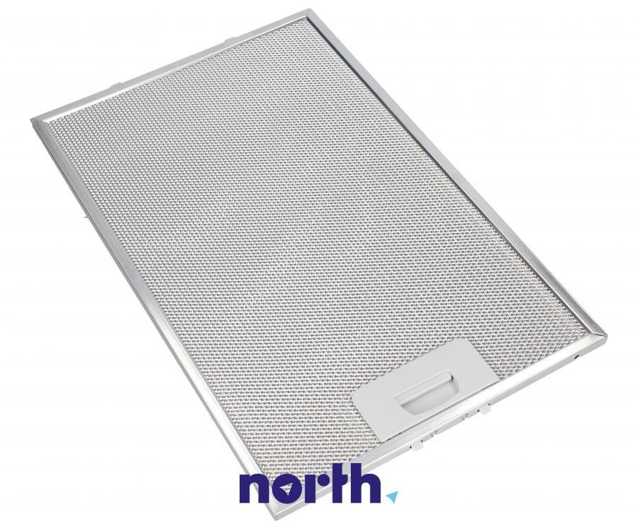Filtr przeciwtłuszczowy kasetowy 40x25.7cm do okapu Teka 529997,0
