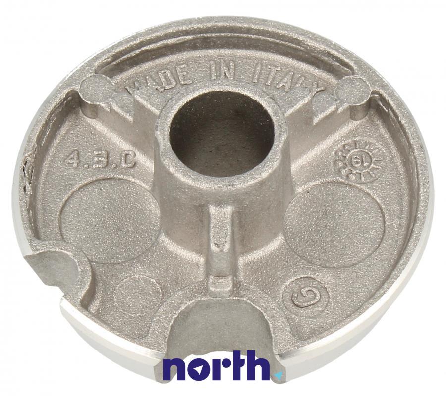 Korona małego palnika (kołpak) do kuchenki Whirlpool 480121103803,2