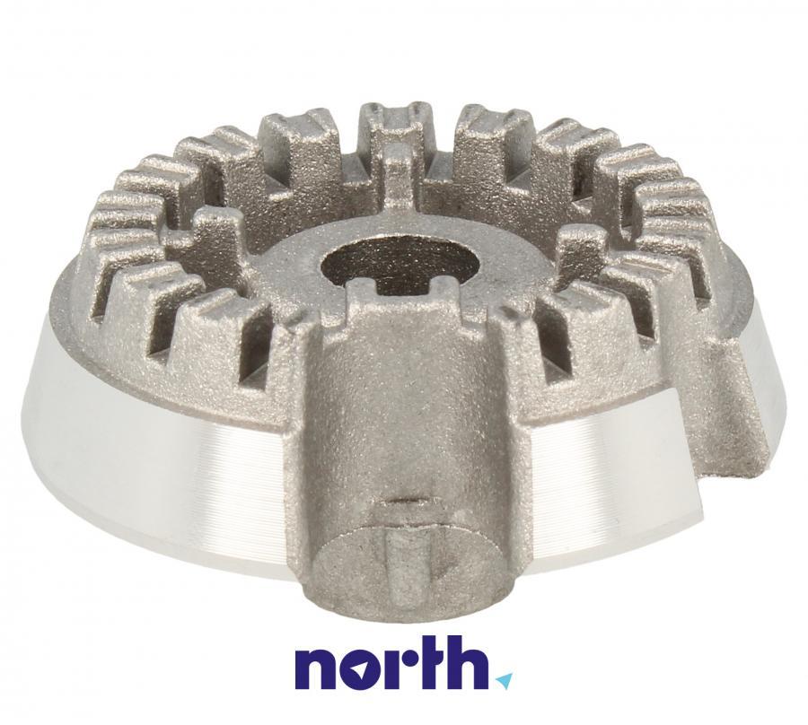 Korona małego palnika (kołpak) do kuchenki Whirlpool 480121103803,4