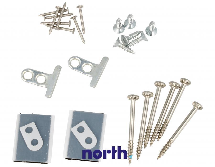 Zestaw montażowy drzwi pod zabudowę do zmywarki Bosch 00618833,0