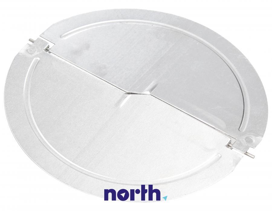 Klapka kanału wentylatora do okapu Bosch 00481051,0