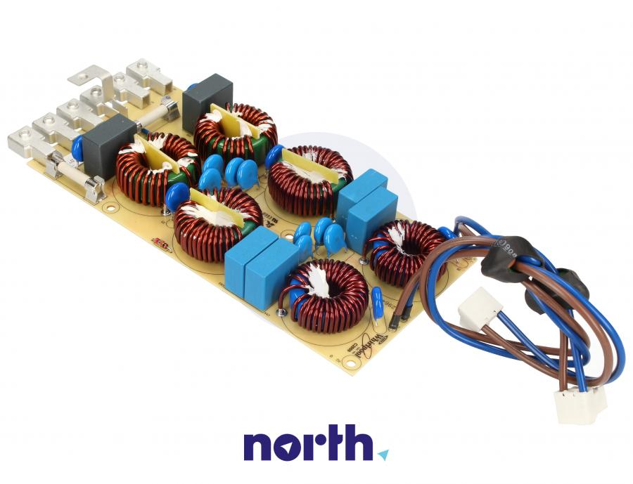 Filtr przeciwzakłóceniowy do płyty indukcyjnej Whirlpool 480121103729,1