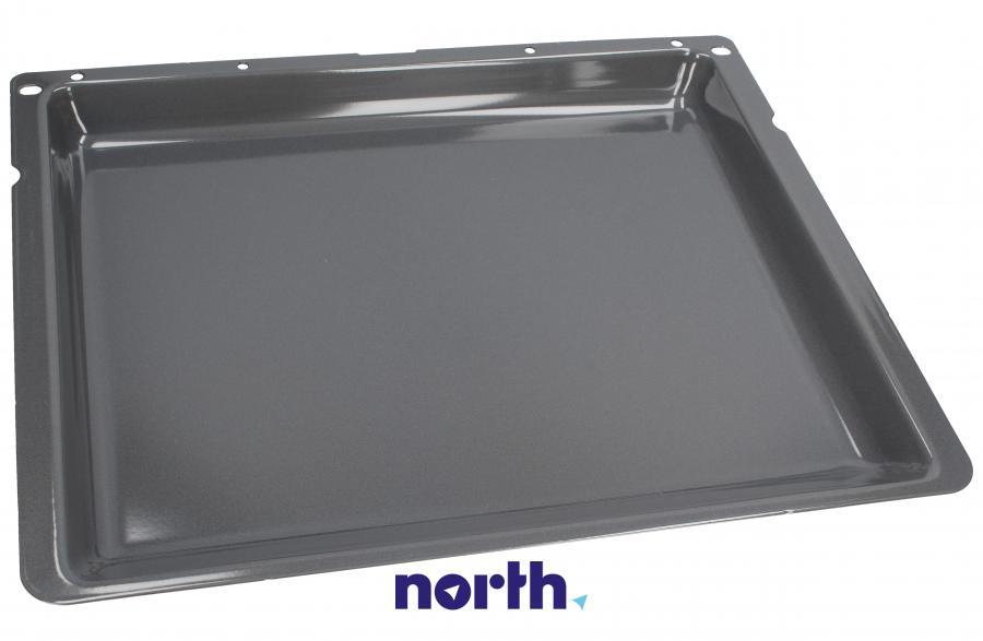 Blacha do pieczenia głęboka (emaliowana) 43x37cm do piekarnika Bosch 00359609,0