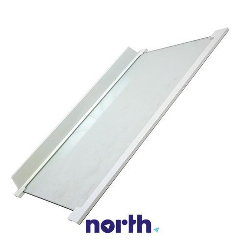 Półka szklana z ramkami do komory chłodziarki do lodówki AEG 2033787009,1