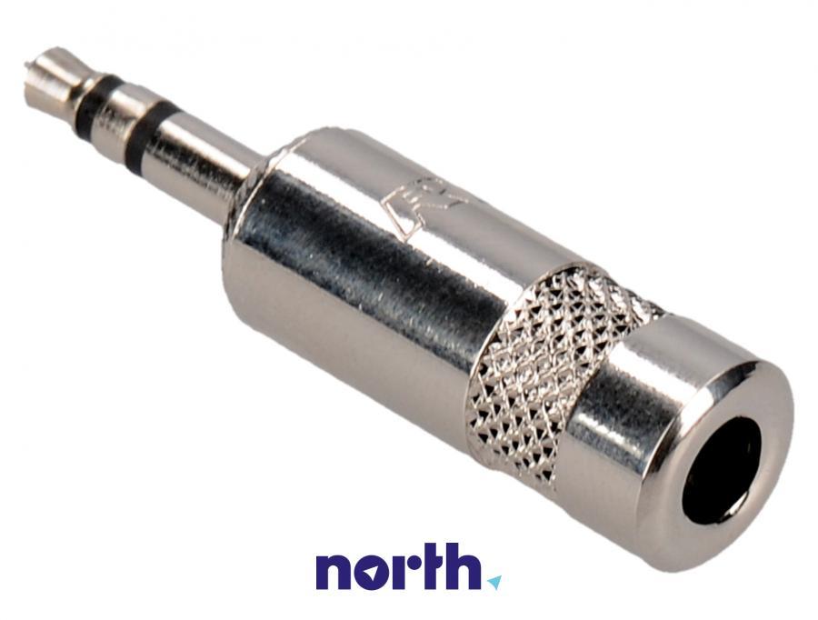 Wtyk Jack 3,5mm stereo REAN BY NEUTRIK NYS231,1