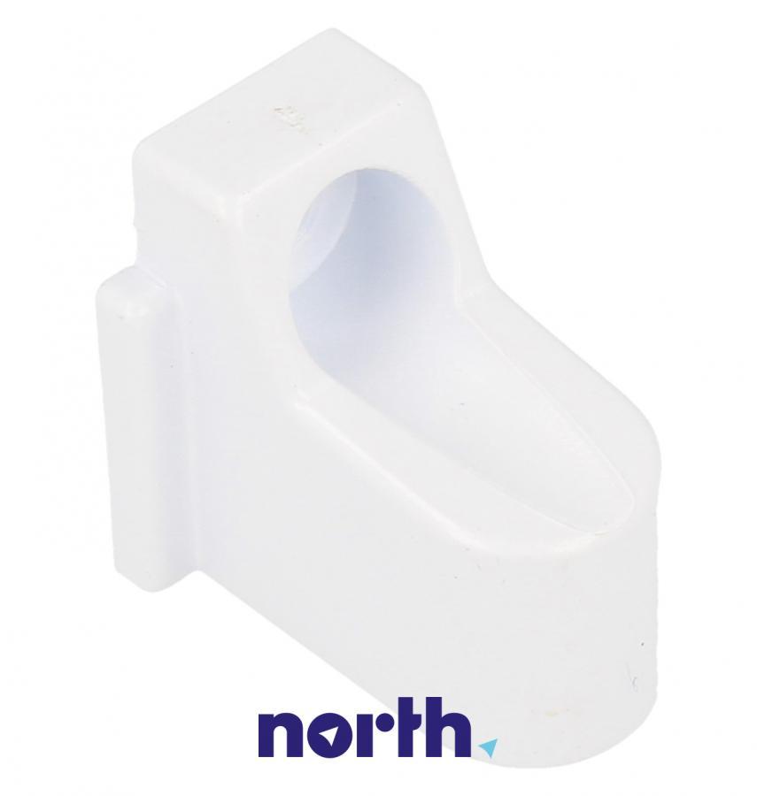 Zawias drzwiczek zamrażarki górnej do lodówki Indesit 482000022659,0