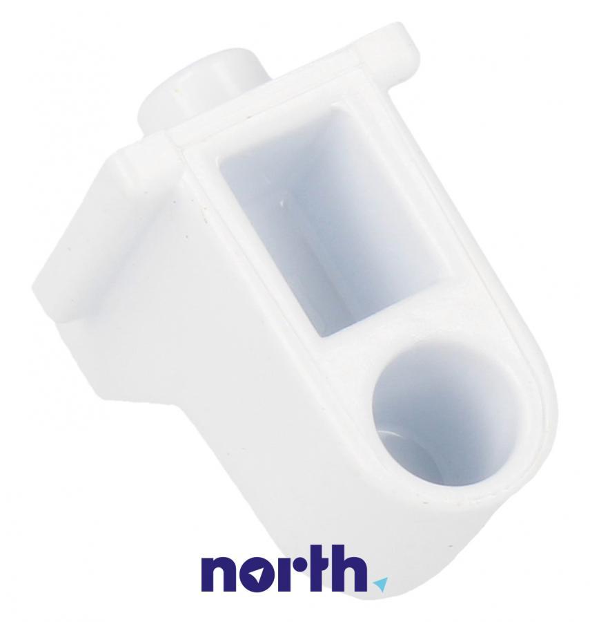 Zawias drzwiczek zamrażarki górnej do lodówki Indesit 482000022659,2
