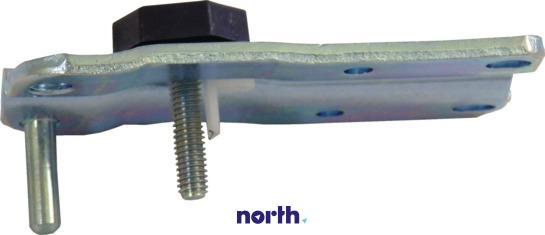 Zawias dolny do lodówki Bosch 00617390,1