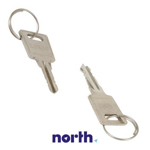 Klucz zamka do lodówki ELECTROLUX / AEG 4055081873,0