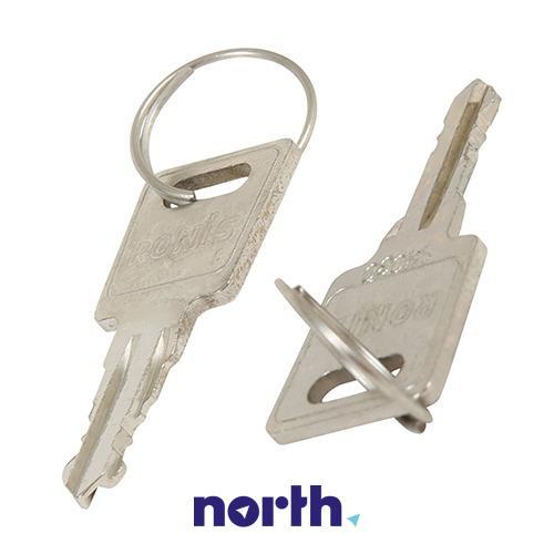 Klucz zamka do lodówki ELECTROLUX / AEG 4055081873,1