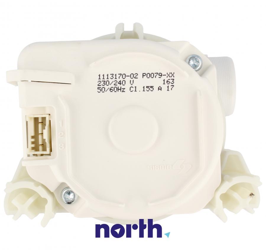 Pompa myjąca z turbiną do zmywarki AEG 1113170003,3