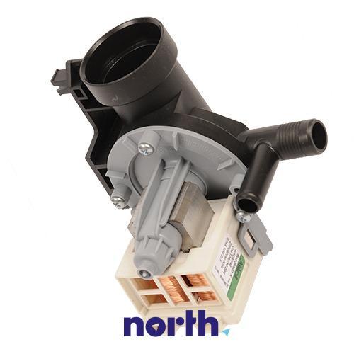 Pompa odpływowa kompletna (silnik + obudowa) do pralki Electrolux 1240794204,0