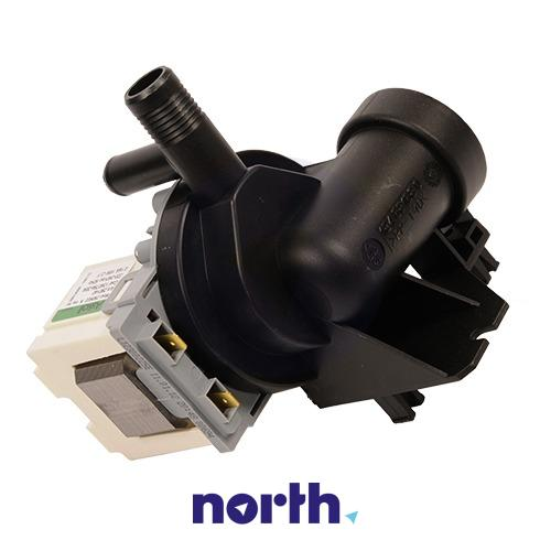 Pompa odpływowa kompletna (silnik + obudowa) do pralki Electrolux 1240794204,1