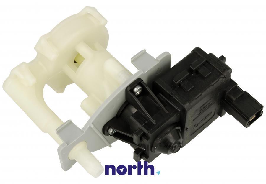 Silnik pompy odpływowej do pralki Whirlpool 481236058212,1