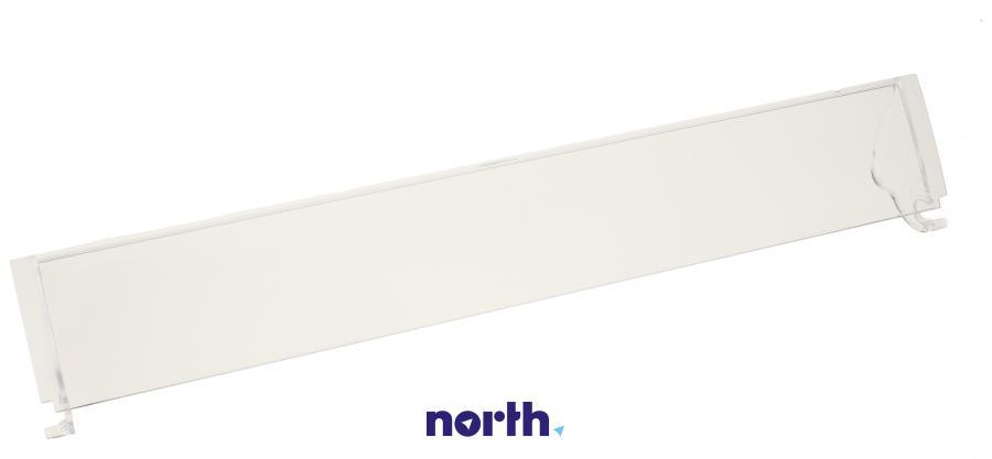 Front chillera / pojemnika świeżości do komory chłodziarki do lodówki Whirlpool 480132102856,0