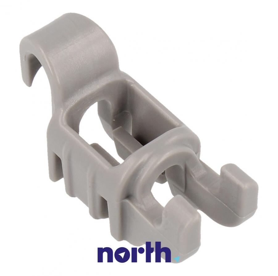 Zaczep grzebienia do kosza na naczynia do zmywarki Bosch 00611981,1