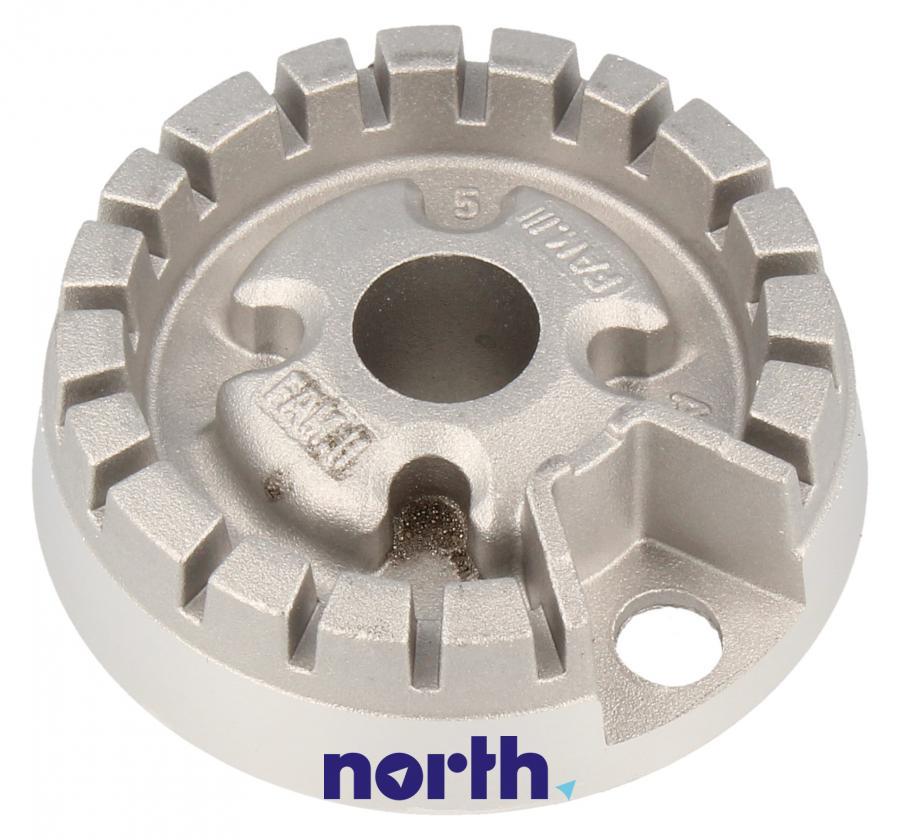 Korona małego palnika (kołpak) do kuchenki Bosch 00650983,0