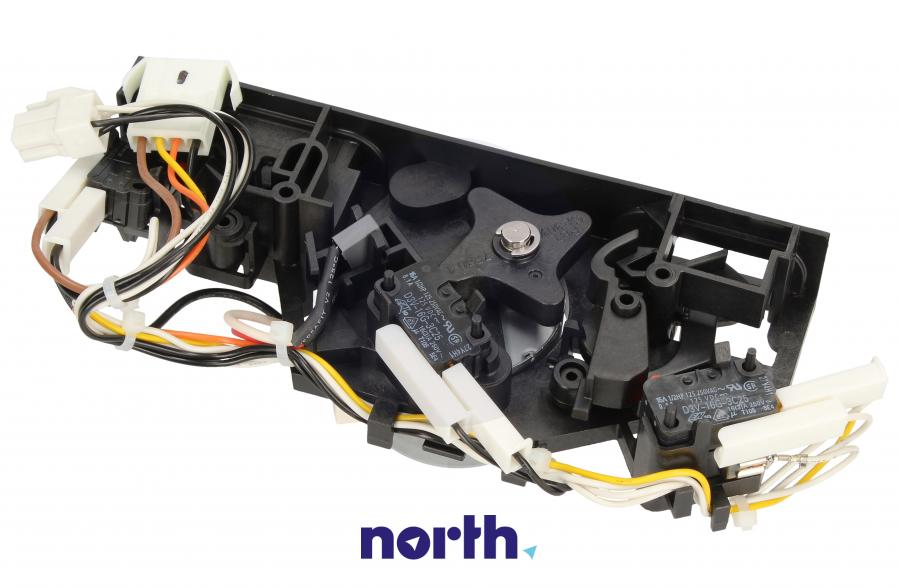 Kompletny zamek drzwiczek do mikrofalówki Neff 00651126,1