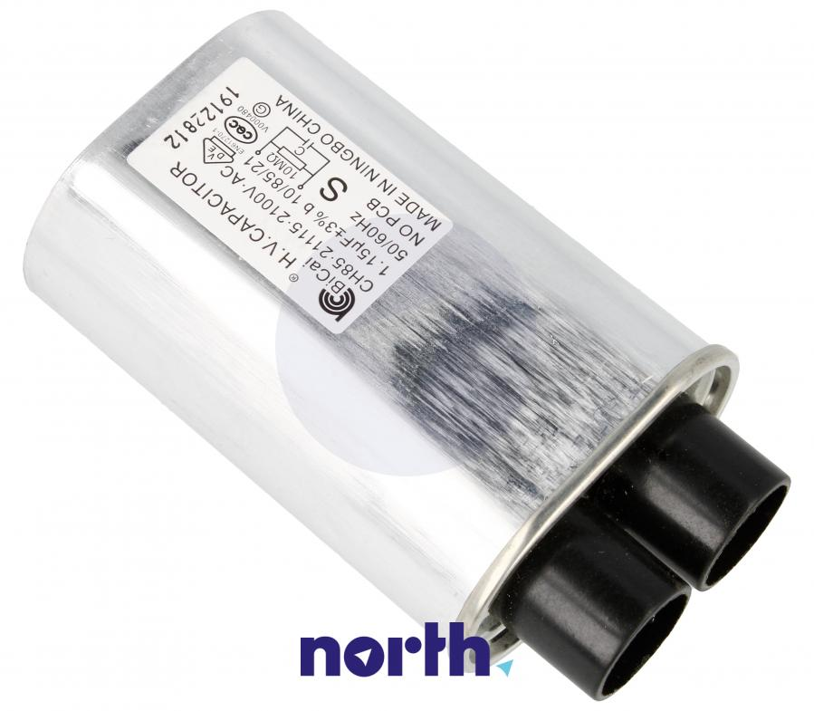 Kondensator do mikrofalówki DELONGHI KW710139,1