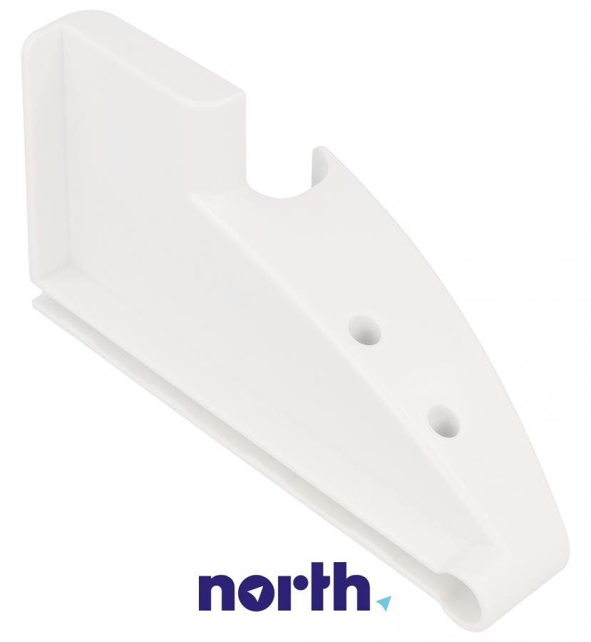 Mocowanie półki na drzwi chłodziarki do lodówki Liebherr 743369800,0