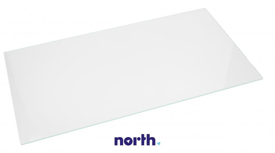 Półka szklana bez ramek do komory chłodziarki do lodówki Whirlpool 480132102676,0