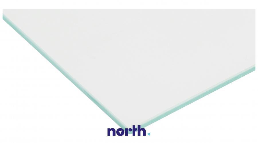 Półka szklana bez ramek do komory chłodziarki do lodówki Whirlpool 480132102676,1