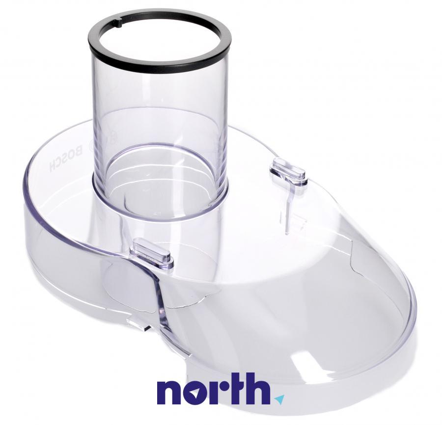 Pokrywa górna z wlotem do sokowirówki Bosch 00701700,0