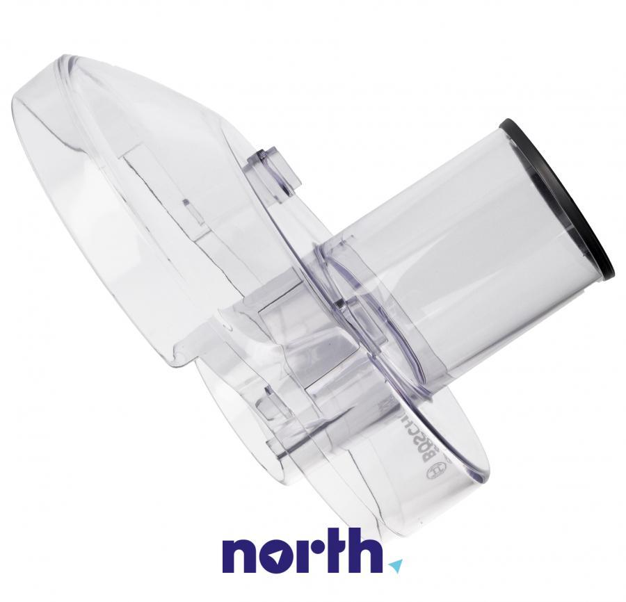 Pokrywa górna z wlotem do sokowirówki Bosch 00701700,2