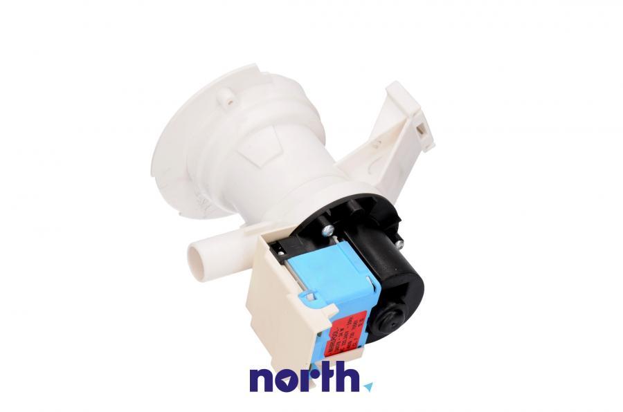 Pompa odpływowa kompletna (silnik + obudowa) do pralki Whirlpool 481236018529,0