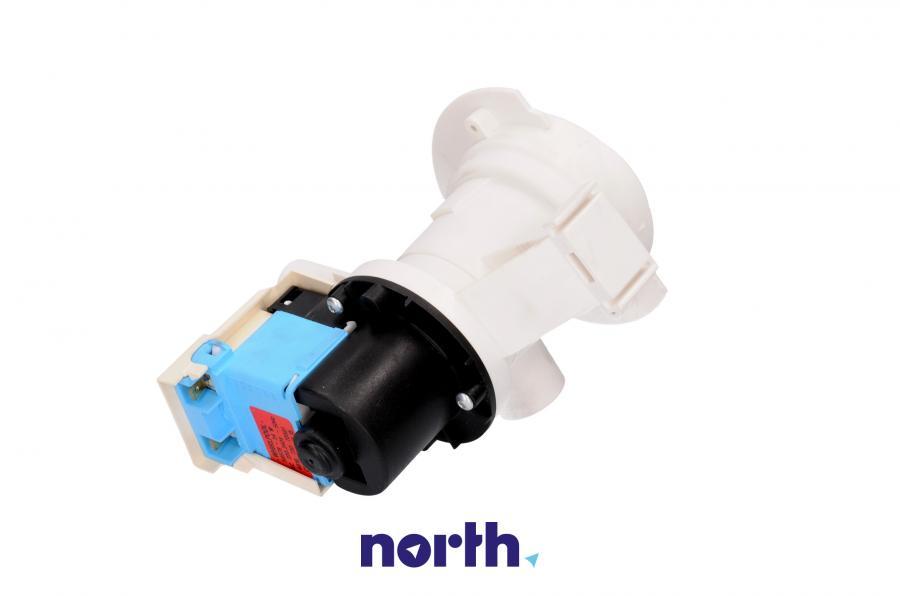 Pompa odpływowa kompletna (silnik + obudowa) do pralki Whirlpool 481236018529,1