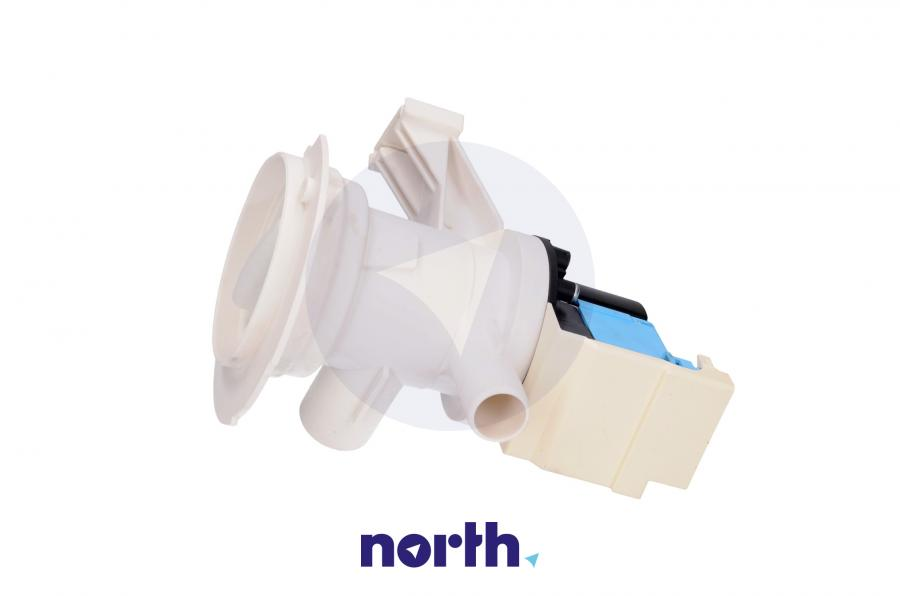 Pompa odpływowa kompletna (silnik + obudowa) do pralki Whirlpool 481236018529,3