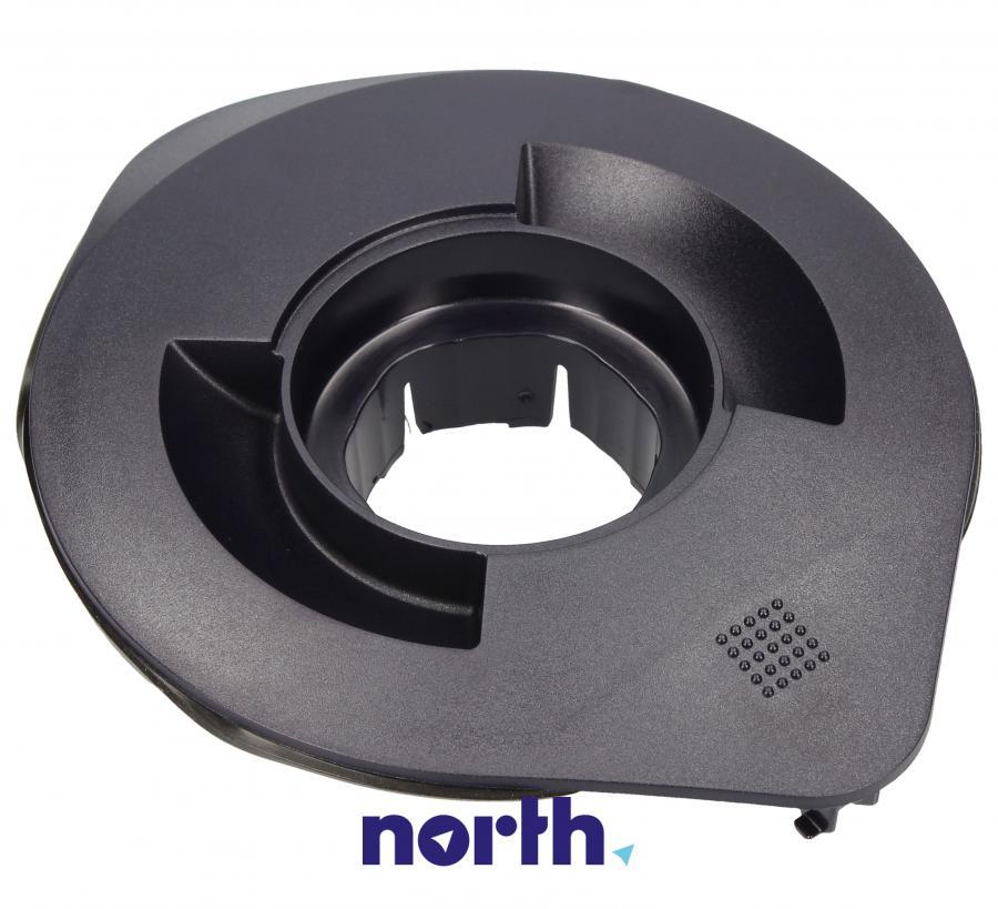 Pokrywa kompletna pojemnika do blendera Siemens 00483202,1