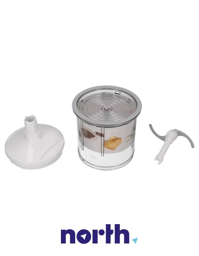 Rozdrabniacz kompletny 750ml do blendera ręcznego BOSCH/SIEMENS VZF07020 00651067,4