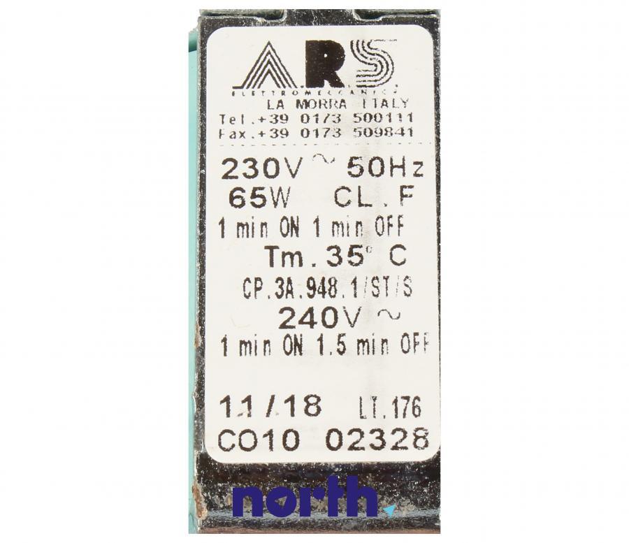 Pompa ciśnieniowa 65W 230V Invensys do ekspresu Rowenta CL7 CS00094119,3