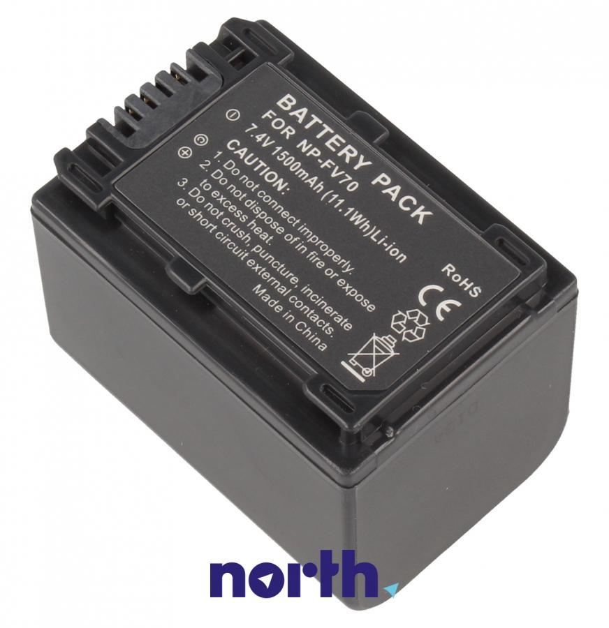 Akumulator 6.8V 1.96Ah do kamery Sony CAMCA68001,2