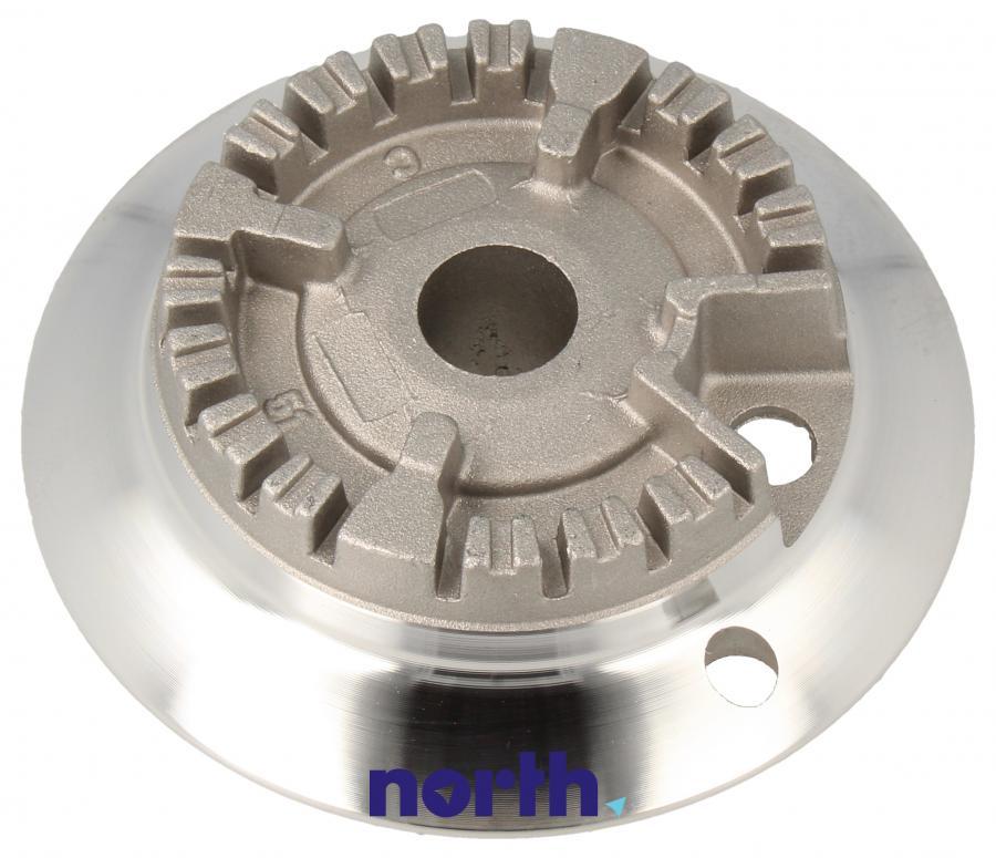 Korona małego palnika (kołpak) do kuchenki Indesit 482000027126,0