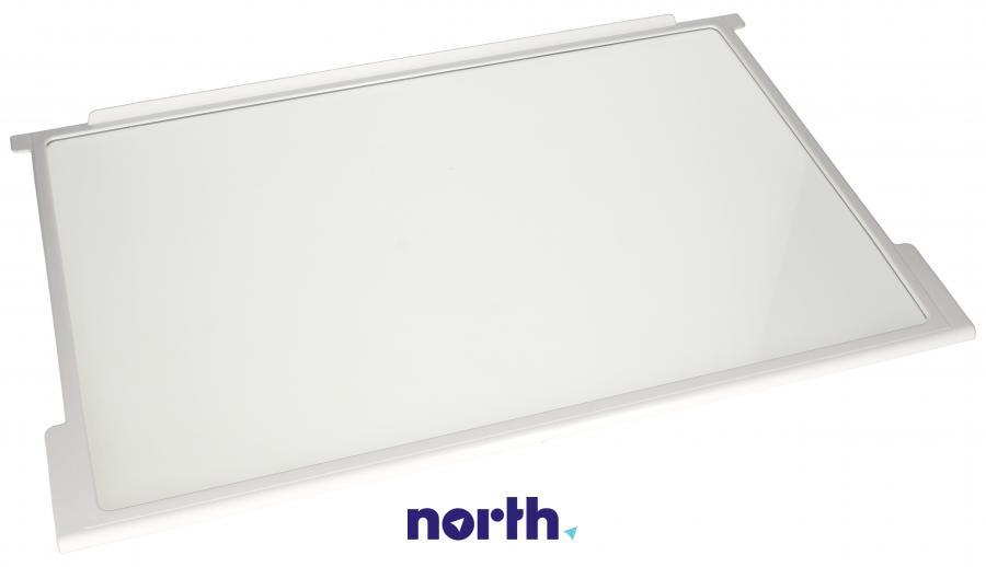 Półka szklana z ramkami do komory chłodziarki do lodówki Gorenje 163377,0