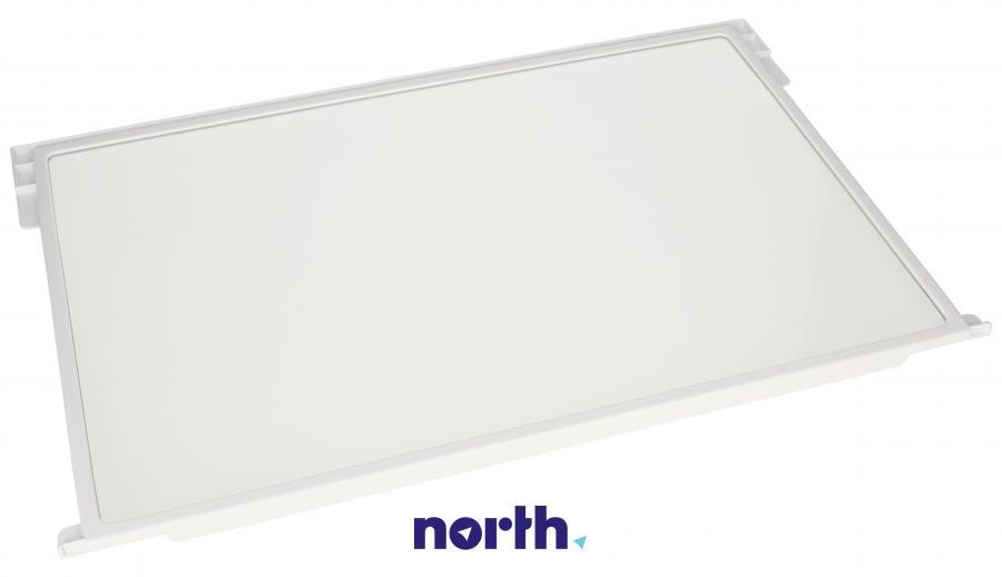 Półka szklana z ramkami do komory chłodziarki do lodówki Gorenje 163377,1