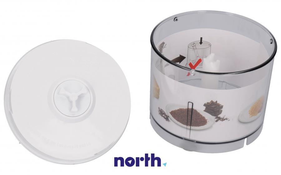 Rozdrabniacz kompletny do blendera ręcznego Bosch VZF07020 00651139,1