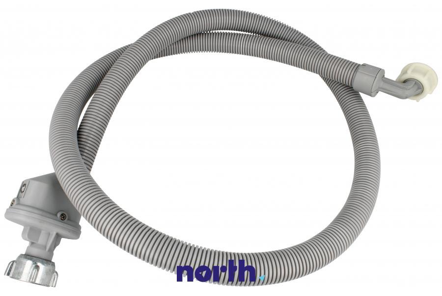 """Wąż dopływowy Aquastop do pralki i zmywarki 3/4"""" 1,5m,0"""